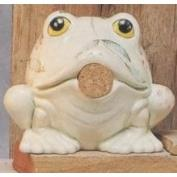 S3306-Large Bullfrog Birdhouse 17cmT