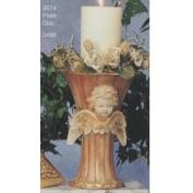 S3496A-Cherub Bust Vase 27cm