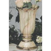 S3579-Large Leaf Vase 31cm