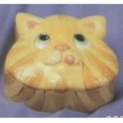 S3667-Kitten Box 11cm