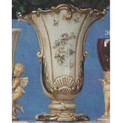 S3693-Tall Victorian Vase 31cm