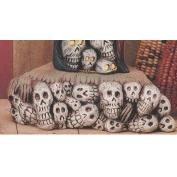 TL473-Pile of Skulls Base 38cmW (No cut outs)