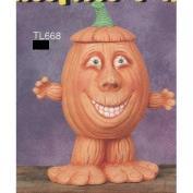 TL668-Pappa Waddle Kin Pumpkin Pot with Lid 37cm