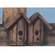 TL680-Double Birdhouse