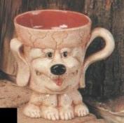 TL747 -Dog Mug 10cm