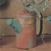 S3464-Oval Watering Can 13cm