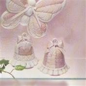 D262 -2 Soft Sculpture Bells 10cm