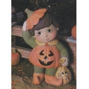 D910 -Sweet Tot Pumpkin Boy 19cm
