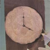 D1777 -Woodland Impressions Clock 30.5cm Wide