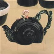 DM1787 -Seashell Tea Pot 22cm