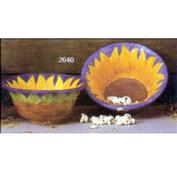S2640 -Sunflower Bowl